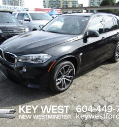 2017 bmw x5 m awd sunroof leather nav cam heated cooled seats new westminster 82 800  [ 1024 x 768 Pixel ]