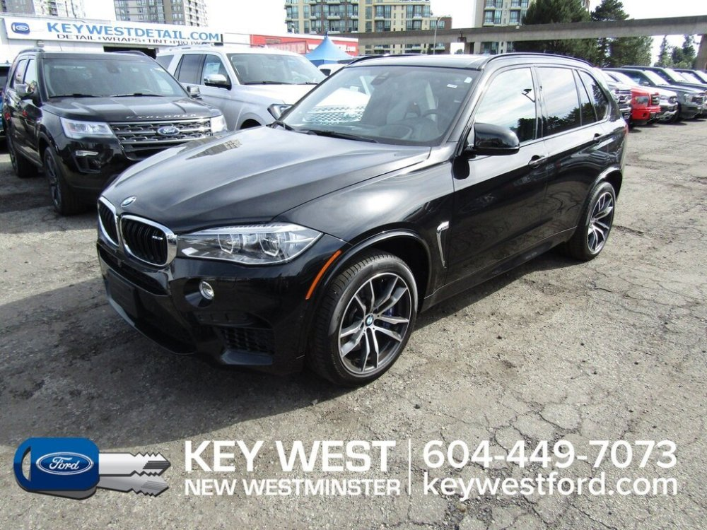 medium resolution of 2017 bmw x5 m awd sunroof leather nav cam heated cooled seats new westminster 82 800
