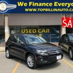 2015 Volkswagen Tiguan Awd Leather Pano Roof Backup Cam Vaughan