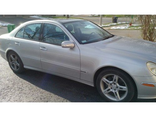 small resolution of 2003 mercedes benz e500 sport mississauga 4 950