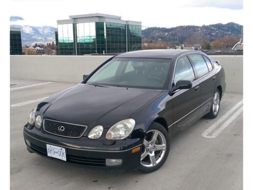 small resolution of 1998 lexus gs 400 black kelowna 3 999