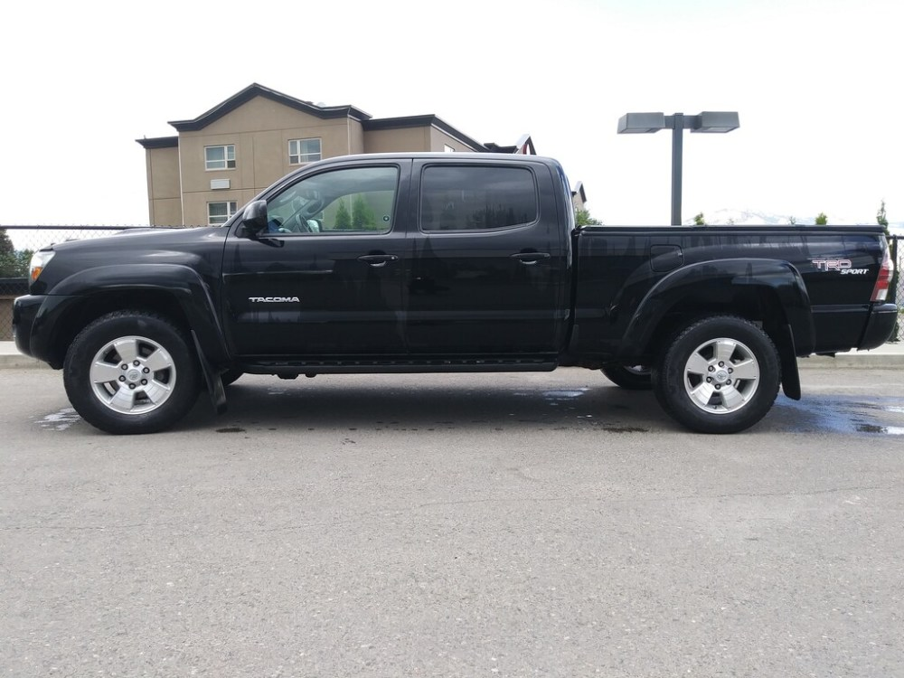 medium resolution of 2011 toyota tacoma 4wd doublecab v6 auto kamloops 26 800