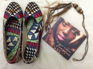 Gonazala Leather Zambarau Wendy Kimani NFW