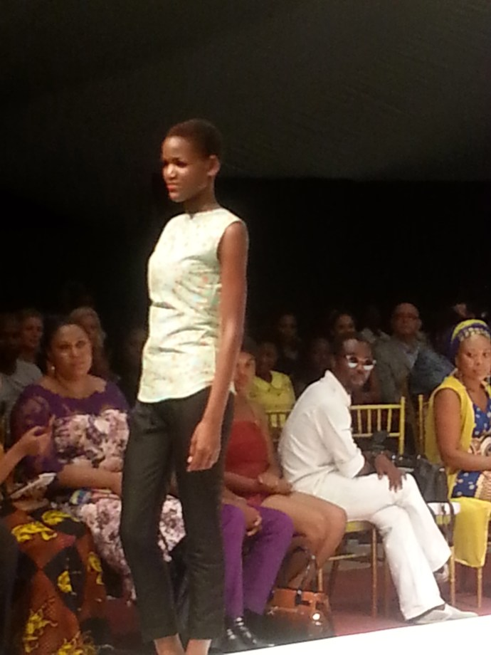 2 Heads by Atsu Ghana Swahili Fashion Week 2013