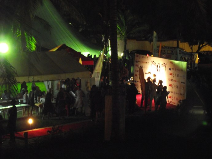 Golden Tulip Hotel first night for  Swahili Fashion Week 2013