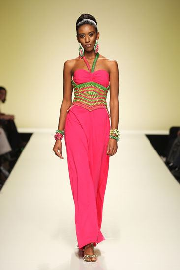 Slyvia Owori 2009 Collection