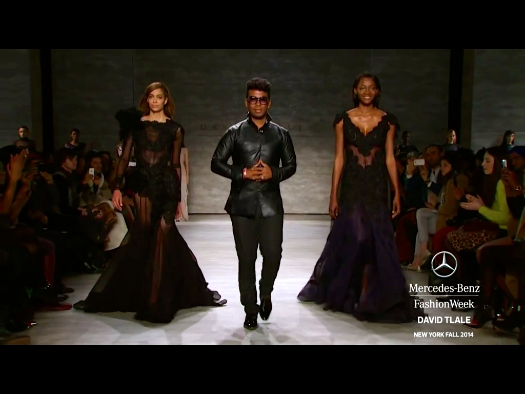 Africa Feature! David Tlale Fall 2014 collection Mercedes Benz Fashion Week 2014