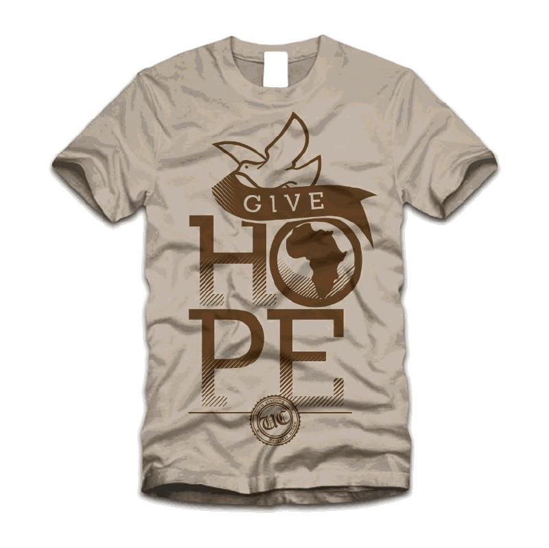 Give Africa Hope T-shirt