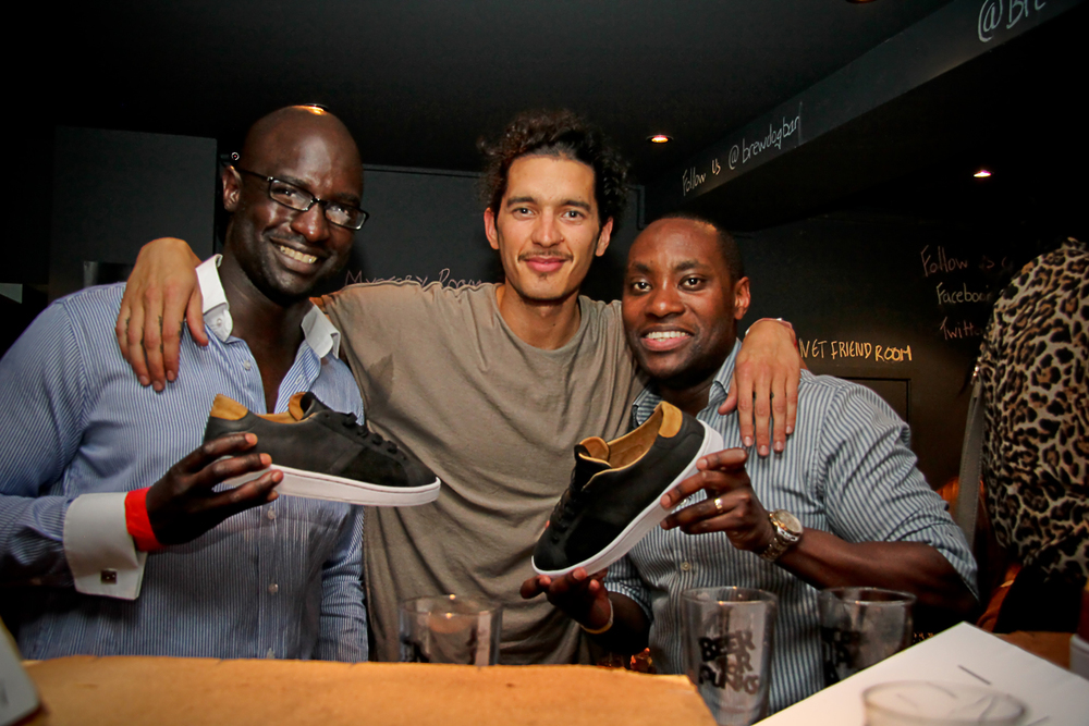Camden Town Launch in London 2012 (c) Enzi Footwear