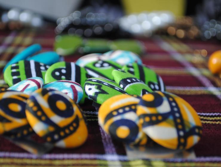 Otenge Accessories by Pauline Macharia interview with The Designers Studio Kenya