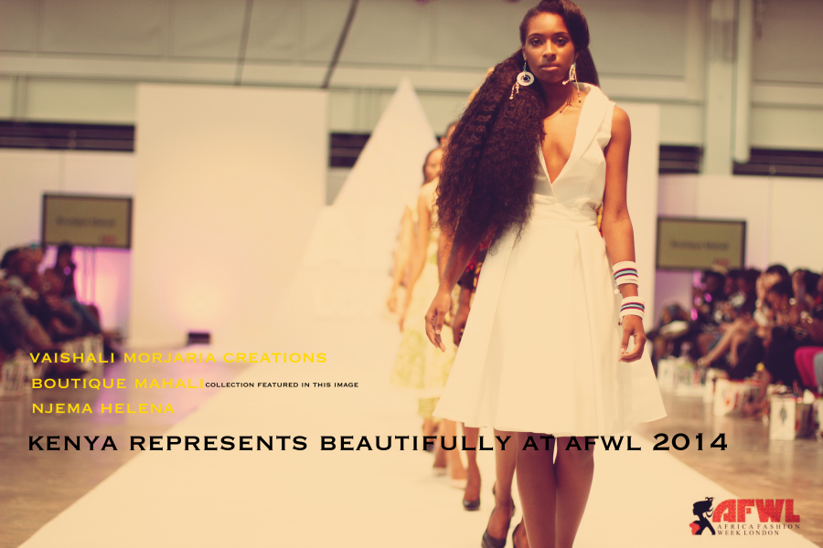 Kenya represented beautifully at AFWL 2014