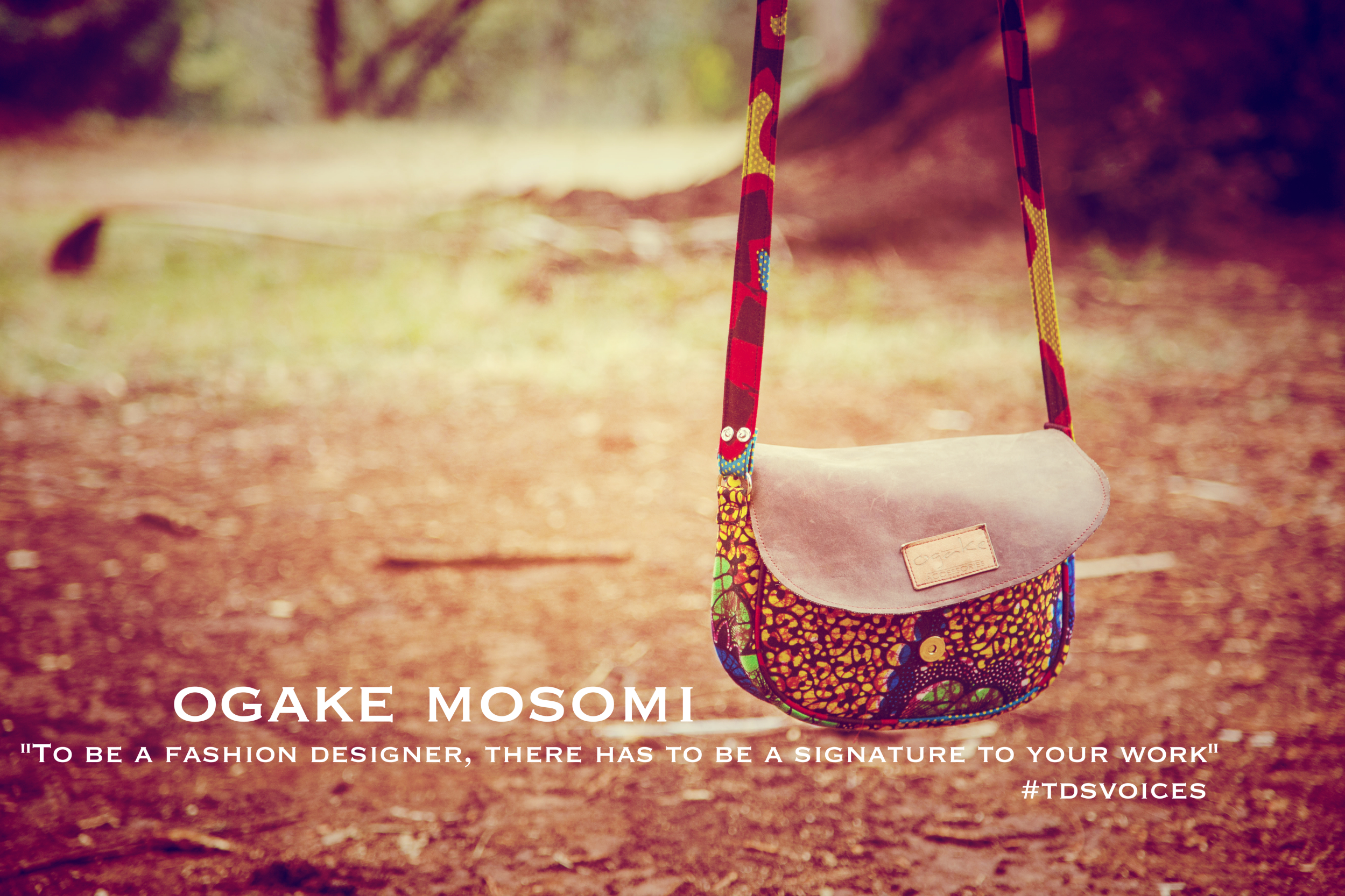 Ogake Mosomi and her fashion journey [Part I]