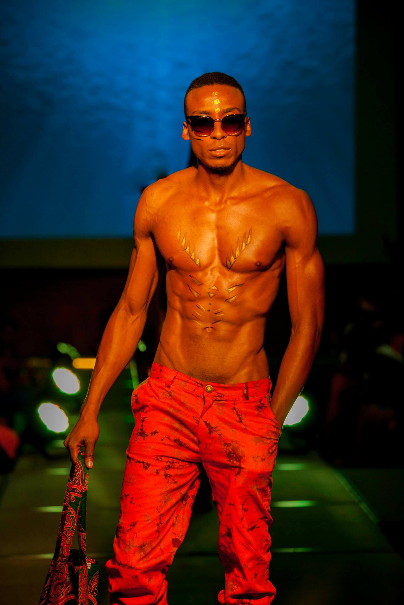 Manciny Migwi and Her Take on Men's Wear Fashion in Kenya