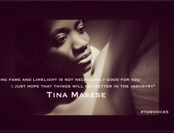 There is more than meets the eye: Tina Masese tells us more about the Modeling world