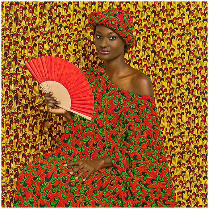 "Omar Victor Diop was born in Dakar, Senegal in 1980..Africa Feature #tdsphotoseries...he seeks to ""capture the diversity of modern African societies and lifestyles."""
