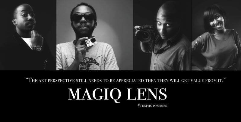 Magic Lens Kenya: Beyond the Studio #tdsphotoseries