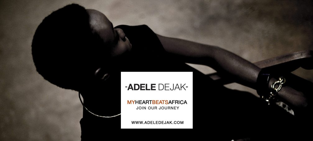 ADELE DEJAK #MyHeatBeatsAfrica Redefining African Identity.The leading luxury African accessories brand Adele Dejak recently launched the brand's campaign #MyHeartBeatsAfrica on 7th May 2015. The campaign invites everyone to celebrate Africa's extensive diversity, to embrace their African identity and share positive African vibes. It's no wonder that as TDS, we are in full support.