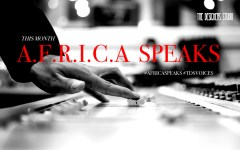 A.F.R.I.C.A Speaks. This month, its all about our own voices #AfricaSpeaks #SeptemberSeries