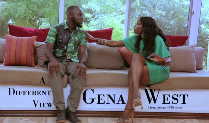 """Depicting Africa in a positive light: Gena West's """"A Different View"""""""