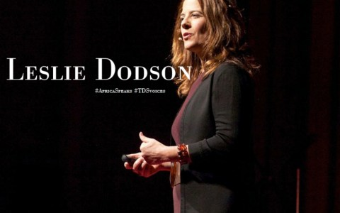 Researching or reporting – revelations from the field: Leslie Dodson at TEDxBOULDER on not misrepresenting Africa