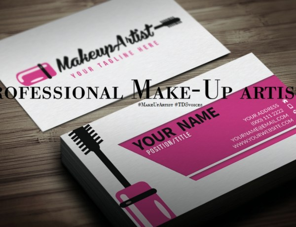 Steps towards becoming a professional make-up artist #MakeUpArtist #TDSvoices