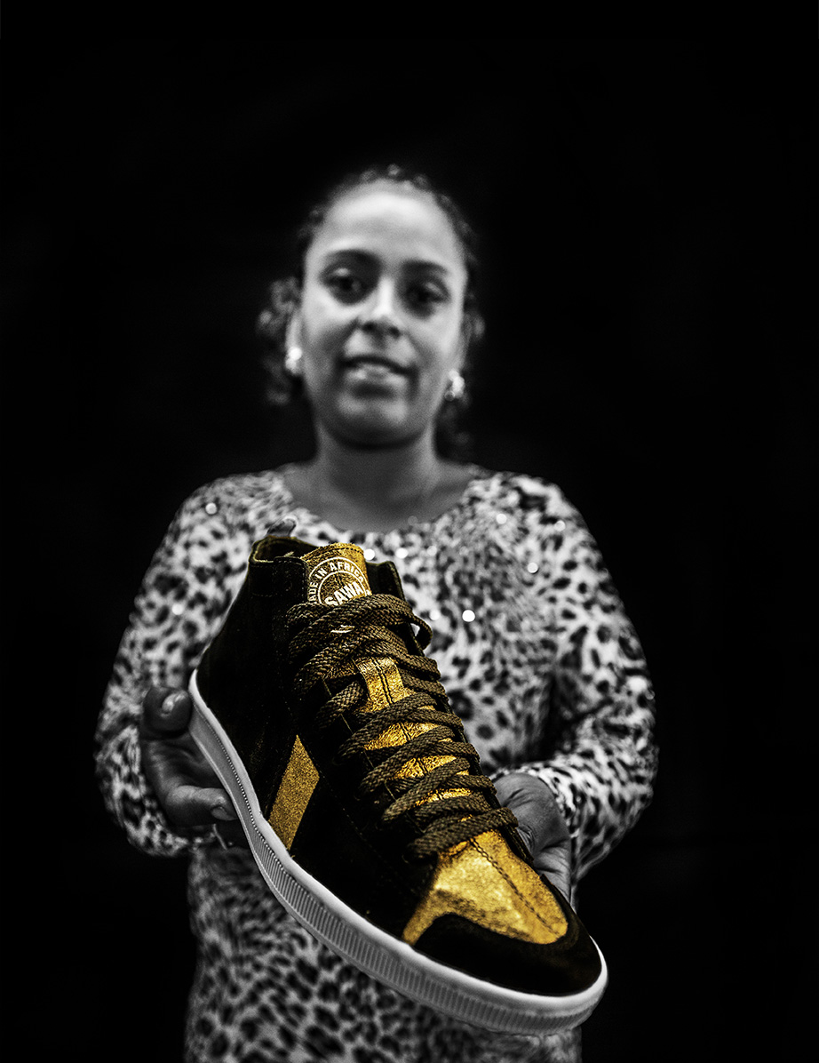 Rock them sneaks with Sawa Shoes. Images subject to copyright ©SAWAShoes Fall Winter