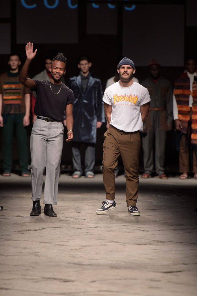 Lukhanyo Mdingi & Nicholas Coutts Designers - Lukhanyo Mdingi & Nicholas Coutts - Generation Africa © Giovanni Giannoni