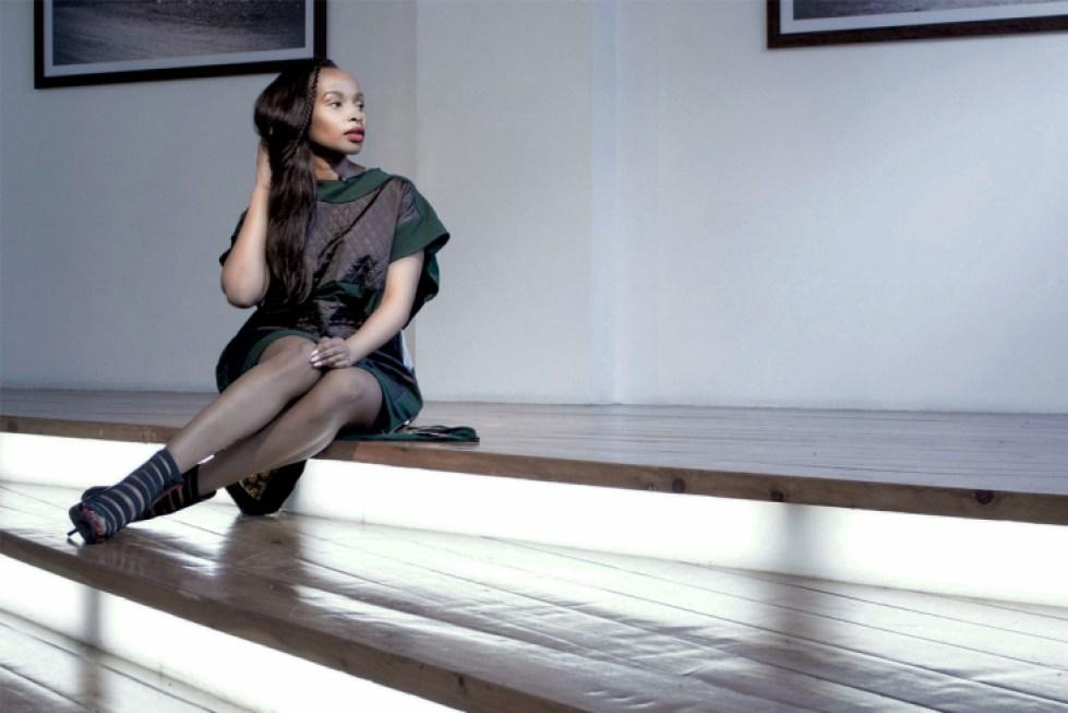 "Joy Kendi for NUR, an African brand based in Kenya. Firyal Nur Al Hossain new ""Sporty"" inspired collection. ©JoyKendi"