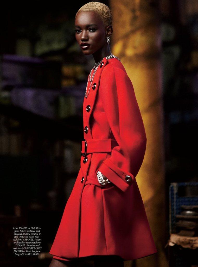 [Image: Dress to Kill magazine / Max Abadian]