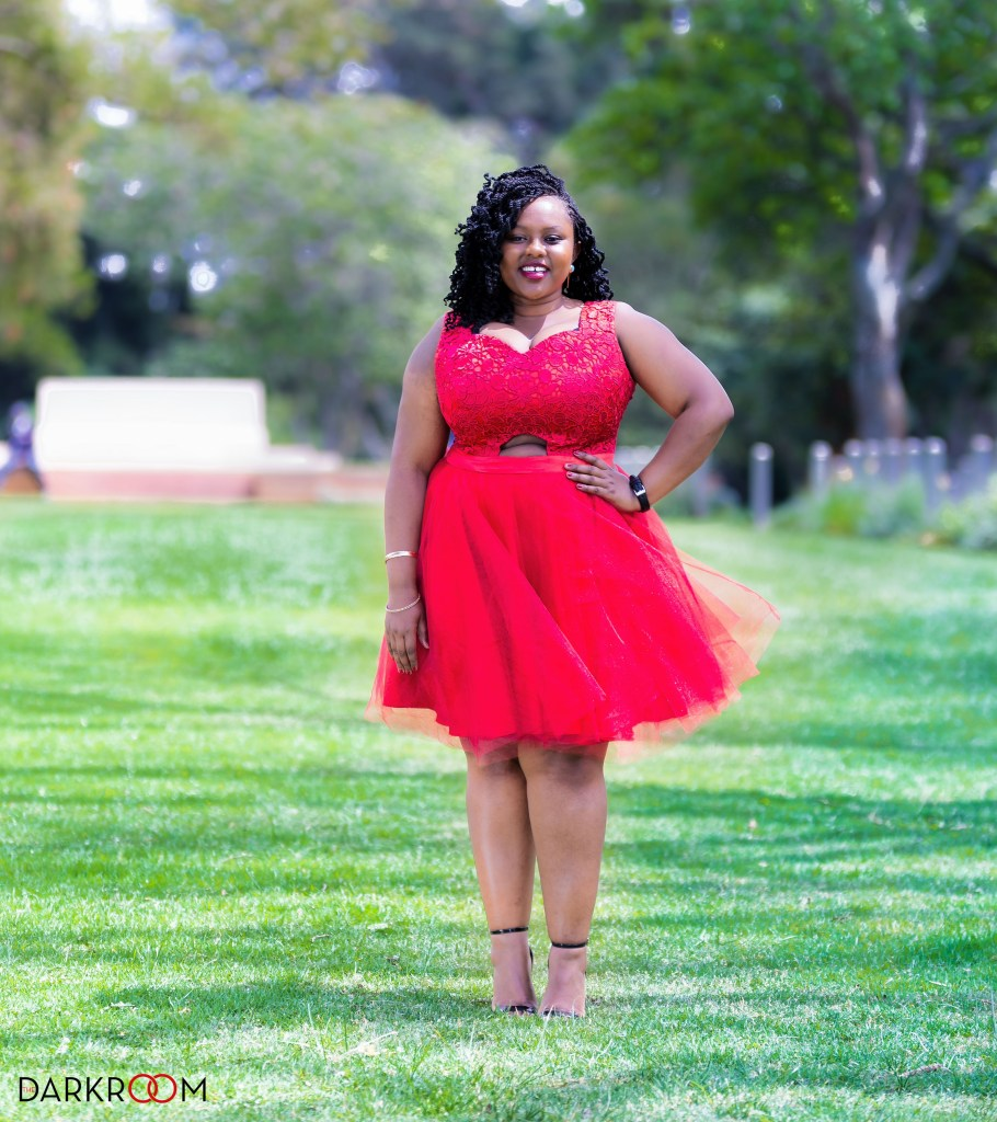 Francisca M. Nyamu, CEO & Founder (Plus Fabulosity)