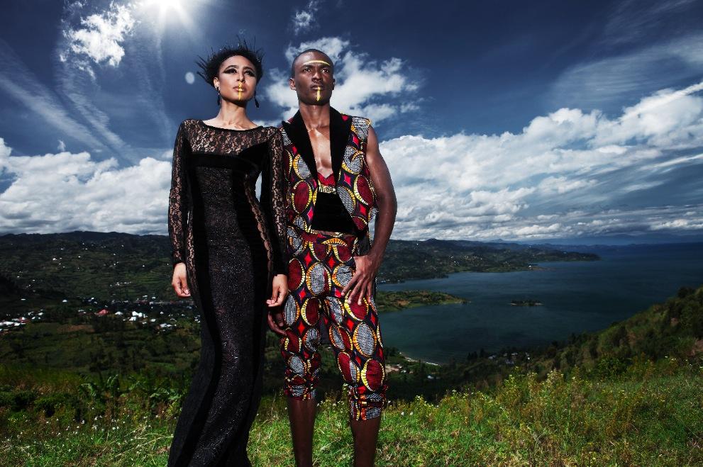 Samar Khoury & David for Ramazani by Made In Kigali