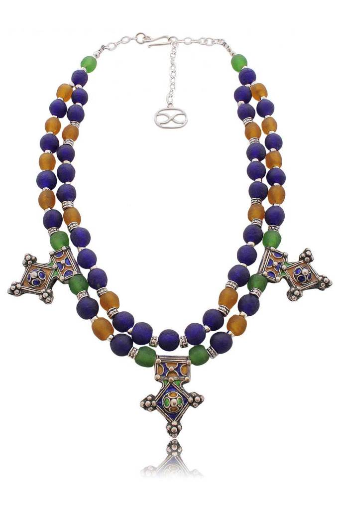 Ubava Necklace [Image: Courtesy of Shikhazuri]