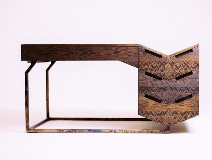 Images©Siyanda Mbele - bringing tradition into contemporary design