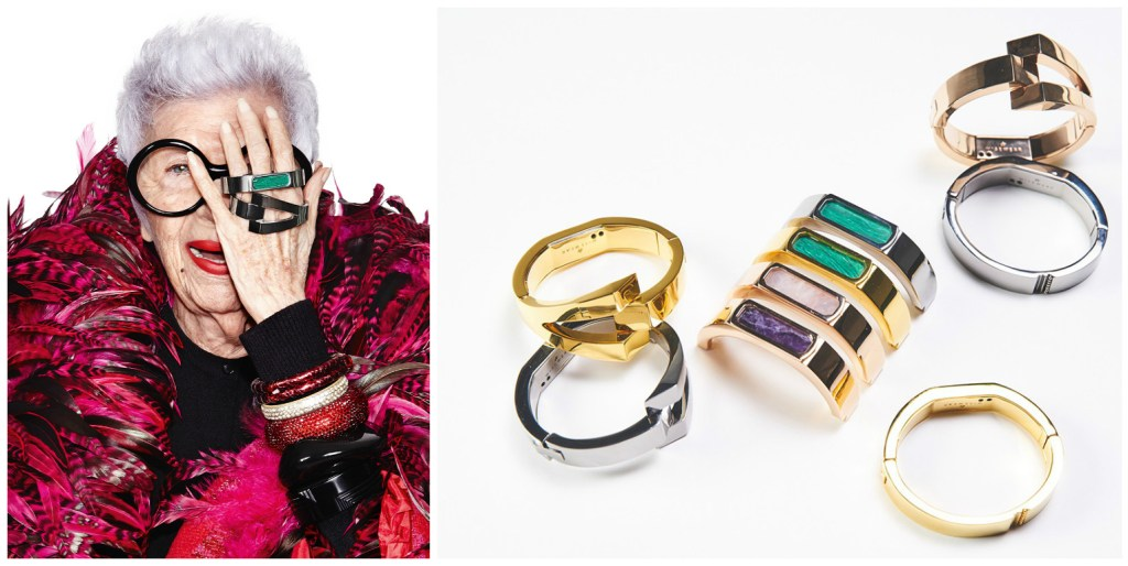 [Image: courtesy of Iris Apfel WiseWear]
