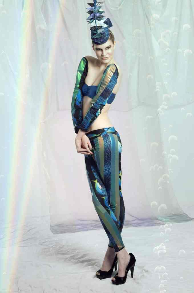 Liquid Bodysuit [Image: Courtesy of Rainbow Winters]