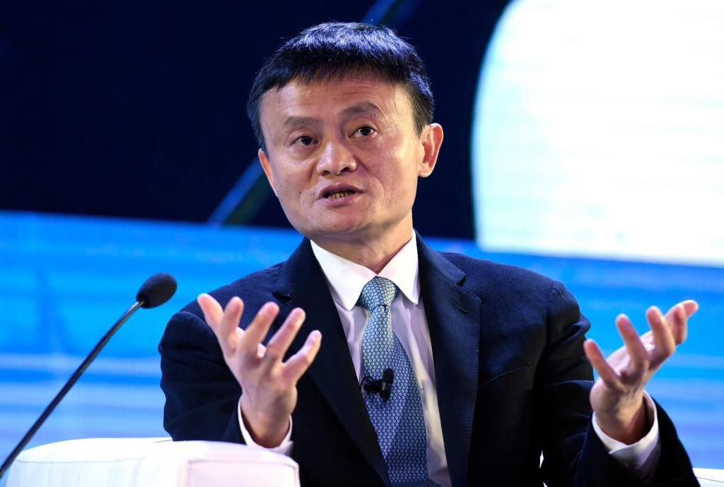 Jack Ma, chairman of Alibaba [Image: US News]