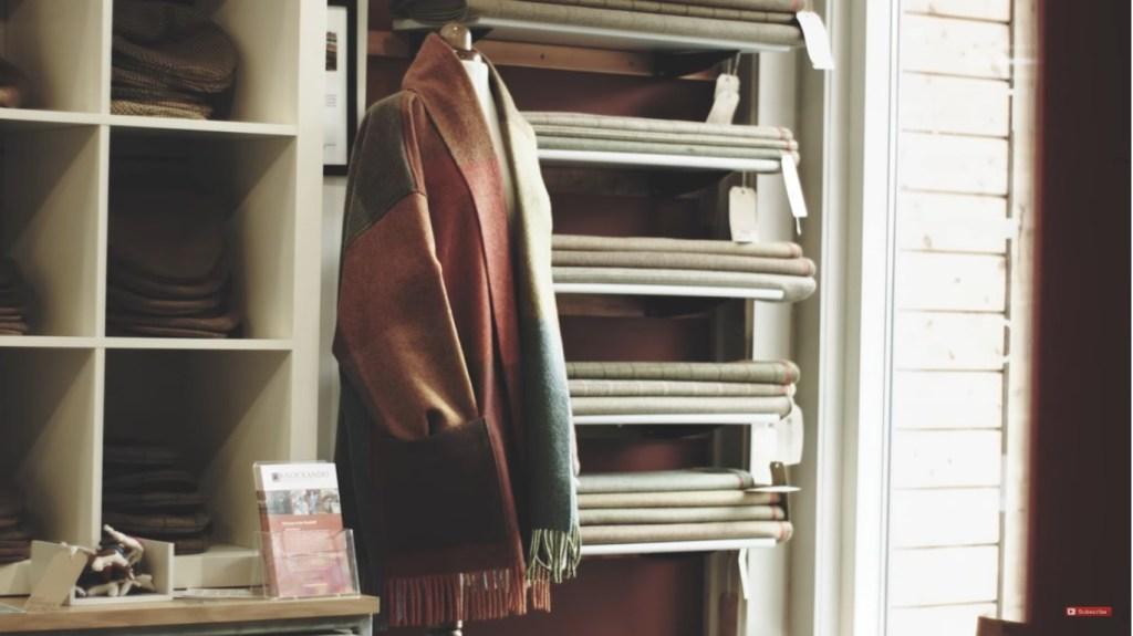Screenshot from the Siemens Fashion Series