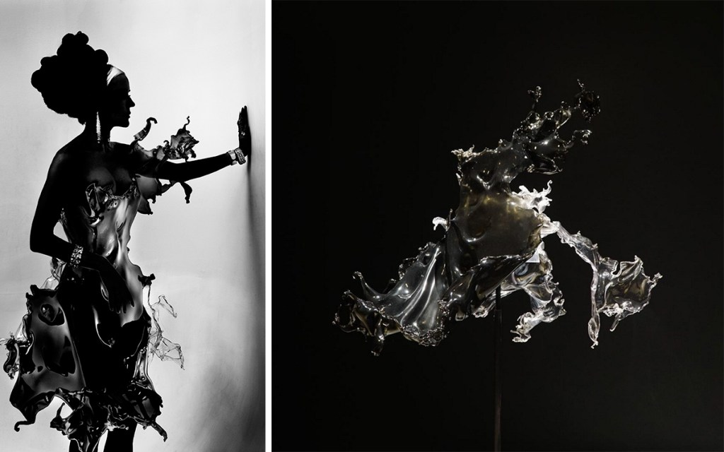 Water Splash [Image: Daphne Guinness]