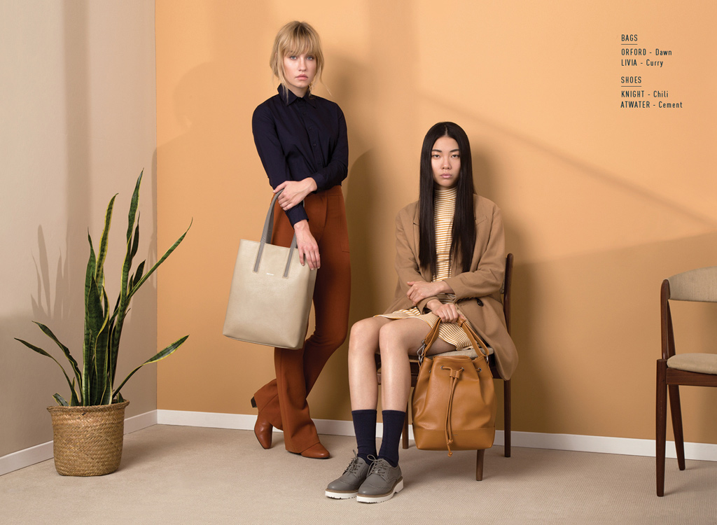 Matt & Nat is a company which creates bags partially made from recycled plastic bottles