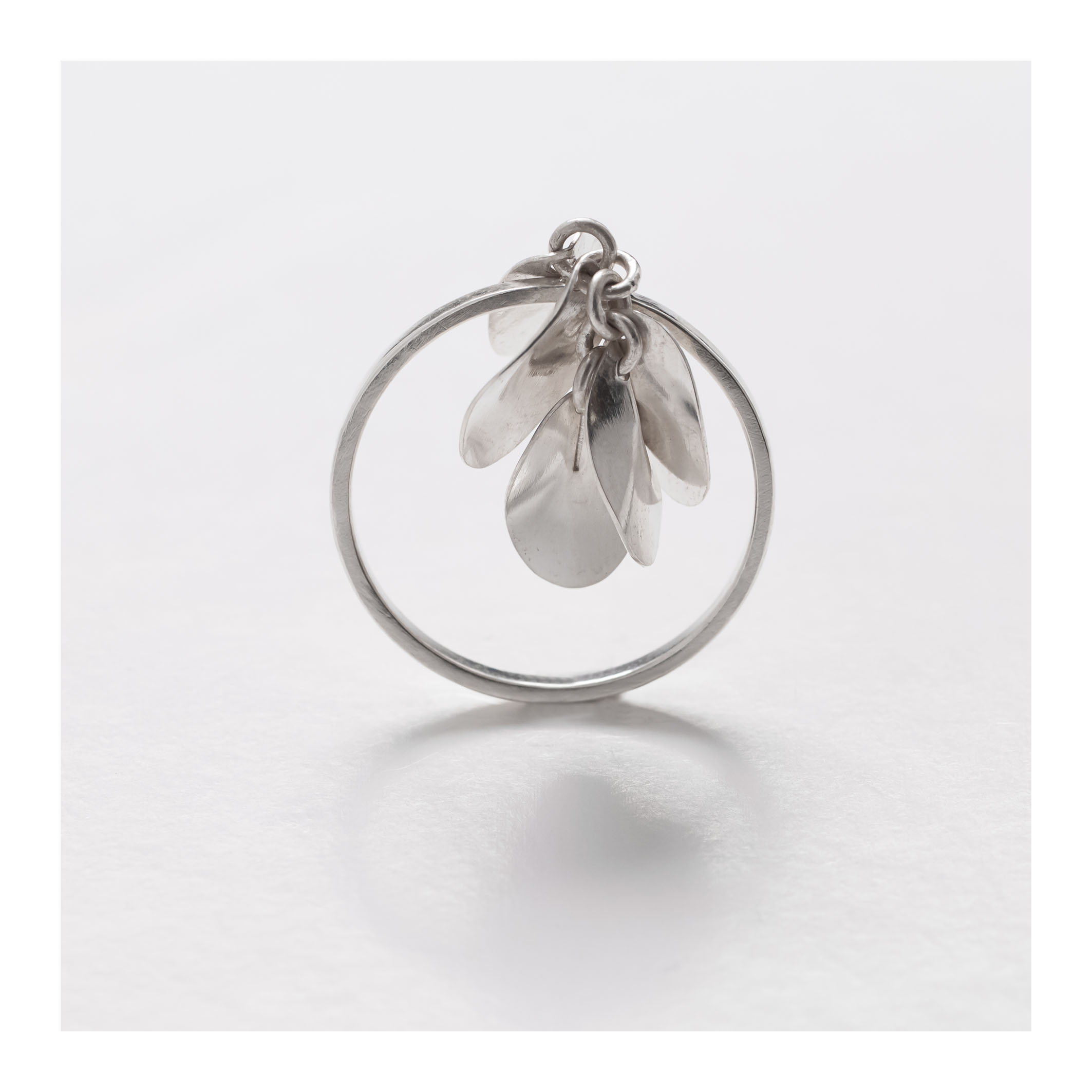 Leaf Ring [Image: Courtesy of Ashley Heather / Design Indaba]