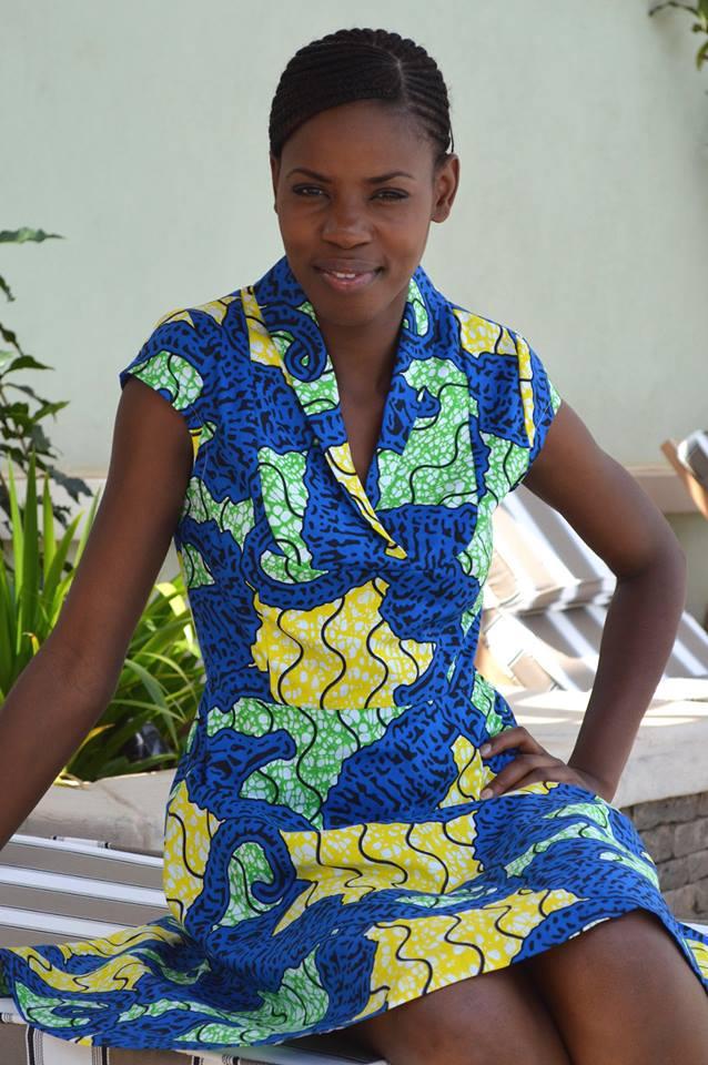 Diane Dress [Image: Courtesy of Njema Helena]