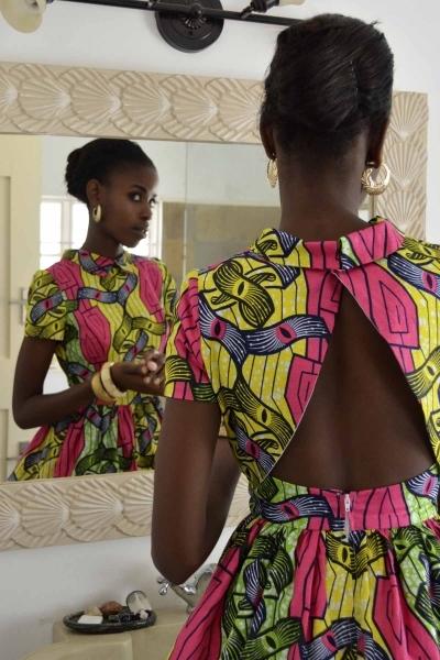 Mikaela Dress [Image: Courtesy of Njema Helena]