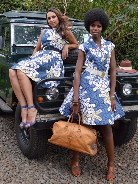 Anne & Diane Dress [Image: Courtesy of Njema Helena]