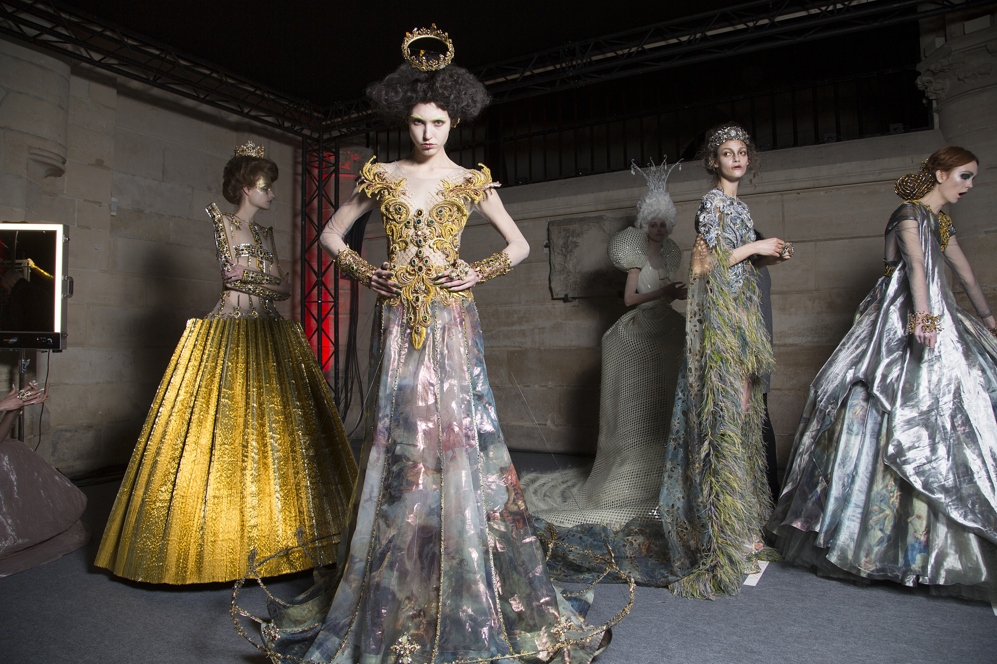 Yeah, You've Been Using 'Haute Couture' All Wrong