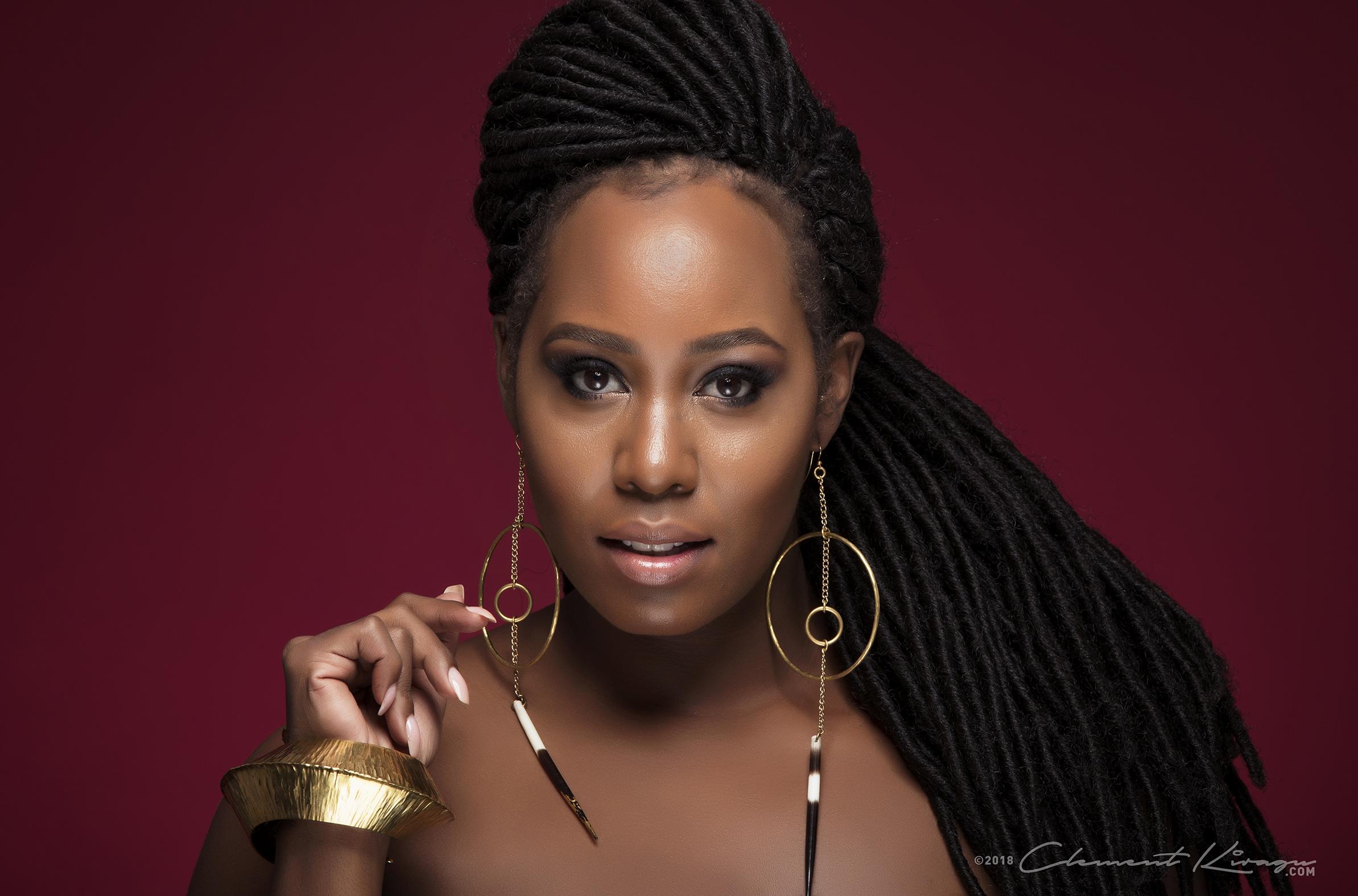 Muthoni Njoba MUA - Photography by Clement Kiragu