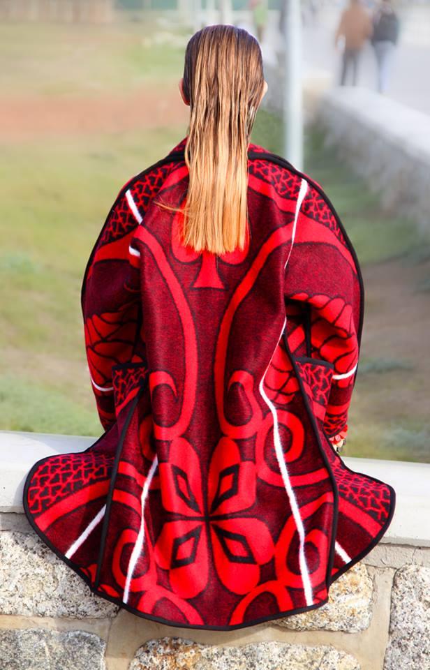 Basotho Blanket Fashion