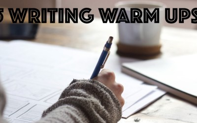 Post-CELTA Professional Development 8: 5 Great Writing Warm Ups