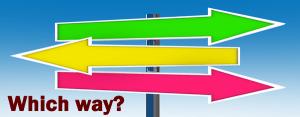 bigstock_Three_Arrow_Signs_-_Which_Opti_9467393