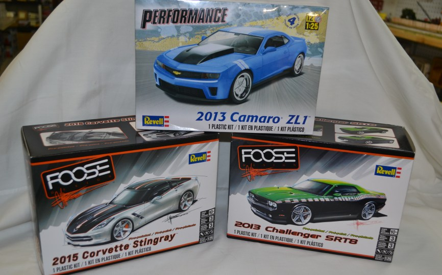 New Model Kit Releases from Revell   T and D Toy & Hobby