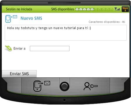 Envía SMS gratis